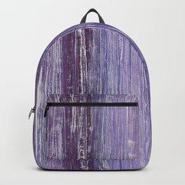 Purple Woodland Backpack