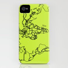 Sovereign Map Slim Case iPhone (4, 4s)