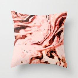 No. 7, Mars Throw Pillow