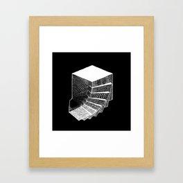 Landfill 1 Framed Art Print