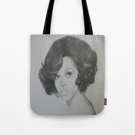 Diana Ross Tote Bag
