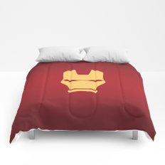 Iron hero, Comic Comforters