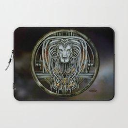 """Astrological Mechanism - Leo"" Laptop Sleeve"