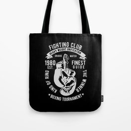 fighting club heavy weight unification Tote Bag