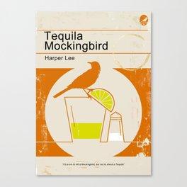 Tequila Mockingbird Leinwanddruck