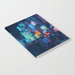 Neon City Notebook