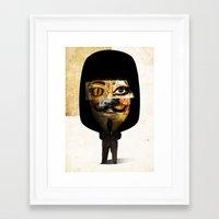 illuminati Framed Art Prints featuring illuminati? by Jack