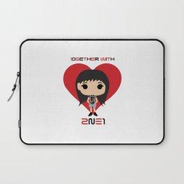 10GETHER WITH 2NE1 - Park Bom Chibi Laptop Sleeve