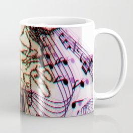 Hands Magic Music Coffee Mug