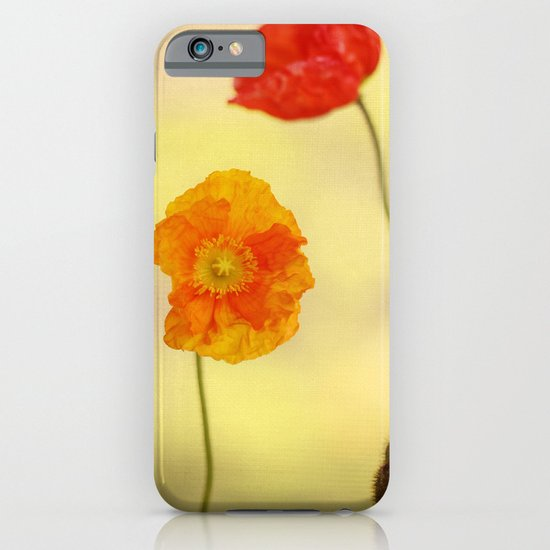 Jeune Fille iPhone & iPod Case