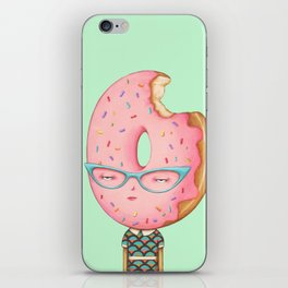 Glazed and Confused with Sprinkles iPhone Skin
