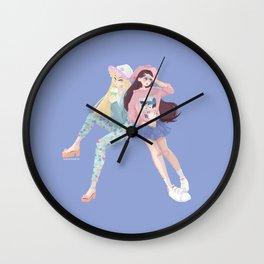 F R A P P U C C I N O Wall Clock