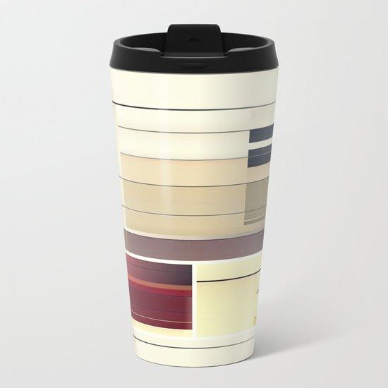 SS/lines17 Metal Travel Mug