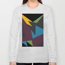VII Bordeaux Long Sleeve T-shirt