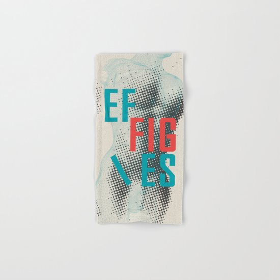 Effigies Hand & Bath Towel