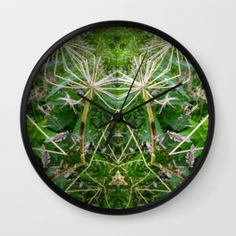 Summer Magic Wall Clock