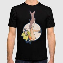 Death Becomes Katya T-shirt