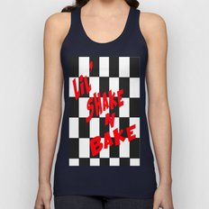 Lil' Shake and Bake Unisex Tank Top