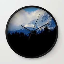 Rolling Over the Peak Wall Clock