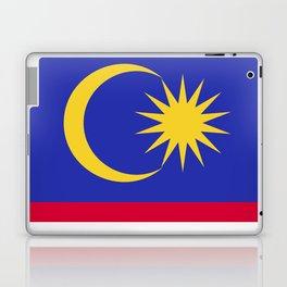 Malaysia flag emblem Laptop & iPad Skin