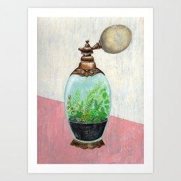 FRESH AIR PERFUME Art Print