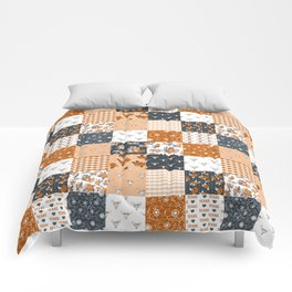 Texas Longhorns University varsity football sports fan college gifts Comforters