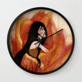 Thumbelina Wall Clock