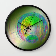 Gateway to other worlds Wall Clock