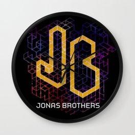 jonas brothers album 2020 dede2 Wall Clock