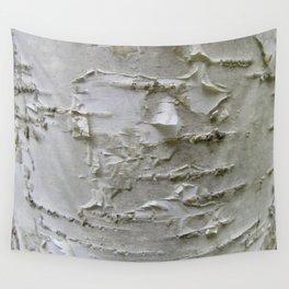Birch Bark Wall Tapestry