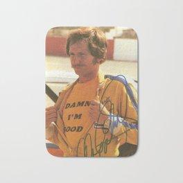 Race Poster, Dale, Im Good Bath Mat