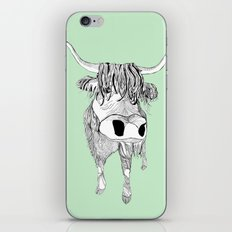 Highland iPhone & iPod Skin
