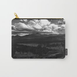 Longs Peak - Rocky Mountain National Park Carry-All Pouch