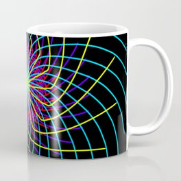 Linear Axel Coffee Mug