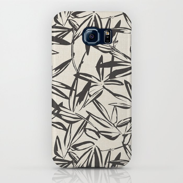 JUNGLIA CHARCOAL iPhone Case