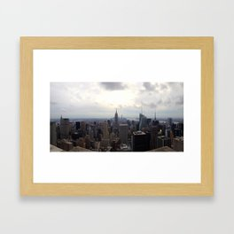 The Holy Empire Framed Art Print
