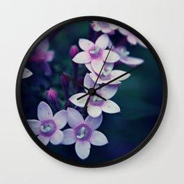 Spring Flower 11 Wall Clock