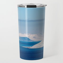 Svalbard, Norway Travel Mug