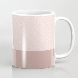 blush confetti Coffee Mug
