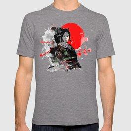 Kyoto Geisha Japan T-shirt