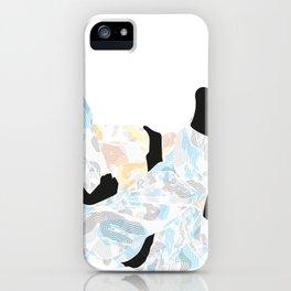 Delicate Judoka 02 iPhone Case