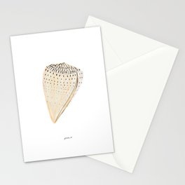 seashell part3 Stationery Cards
