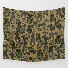 Gemstones 6 Wall Tapestry