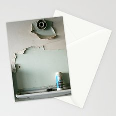 Lost mirror Stationery Cards