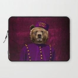 Lobby Bear Laptop Sleeve