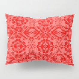 Bold Botanical Tribal Pillow Sham