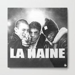 La Haine Metal Print