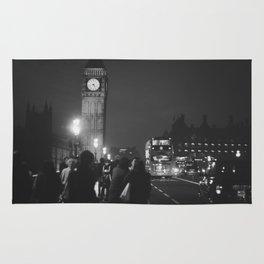 London Tourist Rug