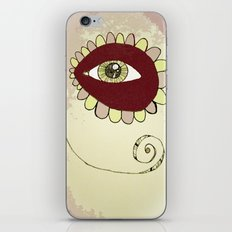 See No Evil - Pink iPhone & iPod Skin