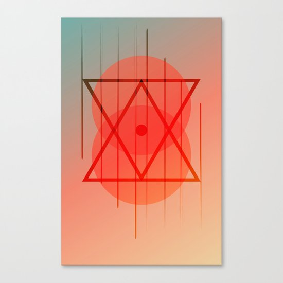 Zelous Canvas Print